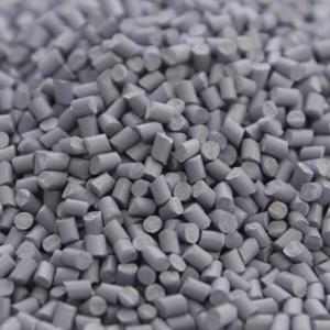 Hạt nhựa màu xám